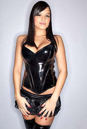 Girls Latex Porn Pictures