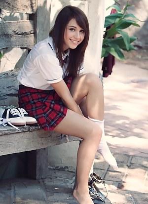 Schoolgirl Porn Pictures