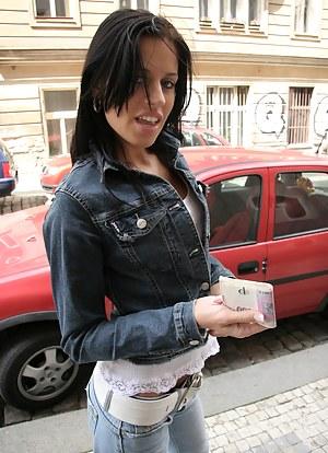 Girls Money Porn Pictures